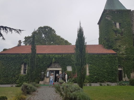 Kalemegdan, Crkva Ružica