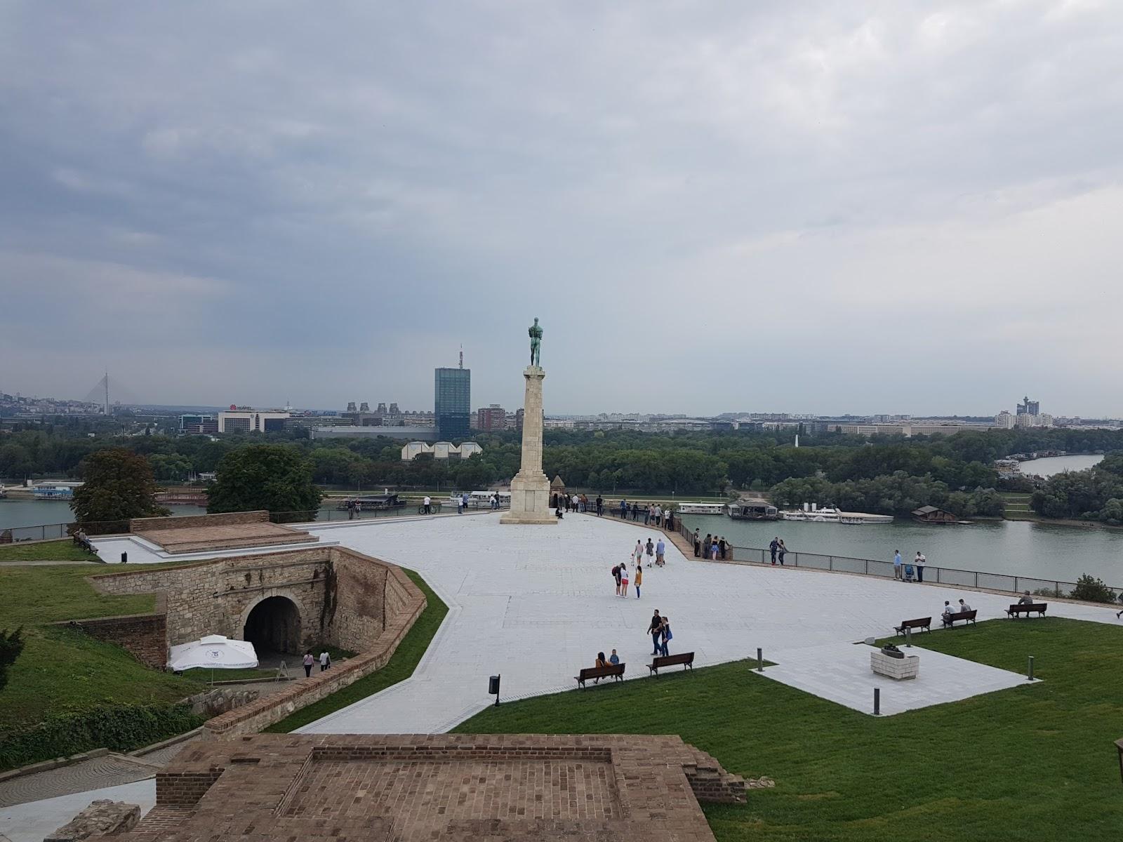 Spomenik-Pobednik-na-Kalemegdanu - rekonstrukcija