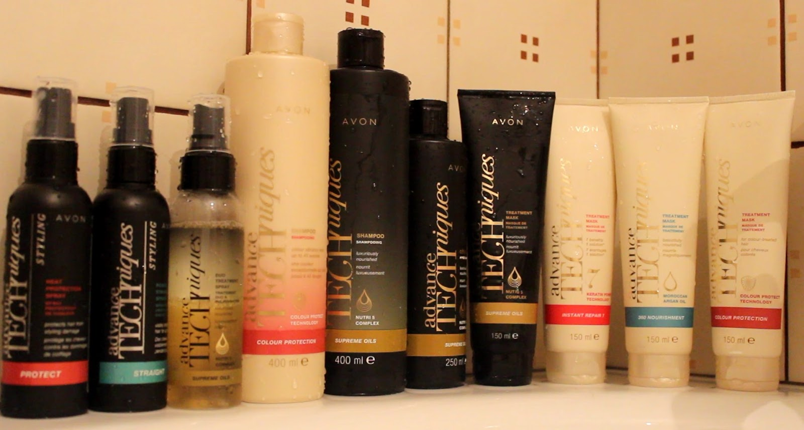 Advance Techniques - kolekcija za kosu iz Avona