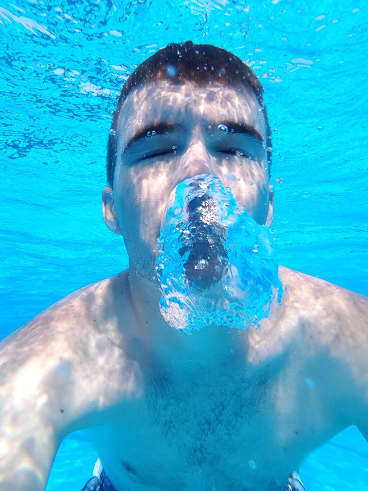 Dejanov pokušaj fotografisanja pod vodom #3