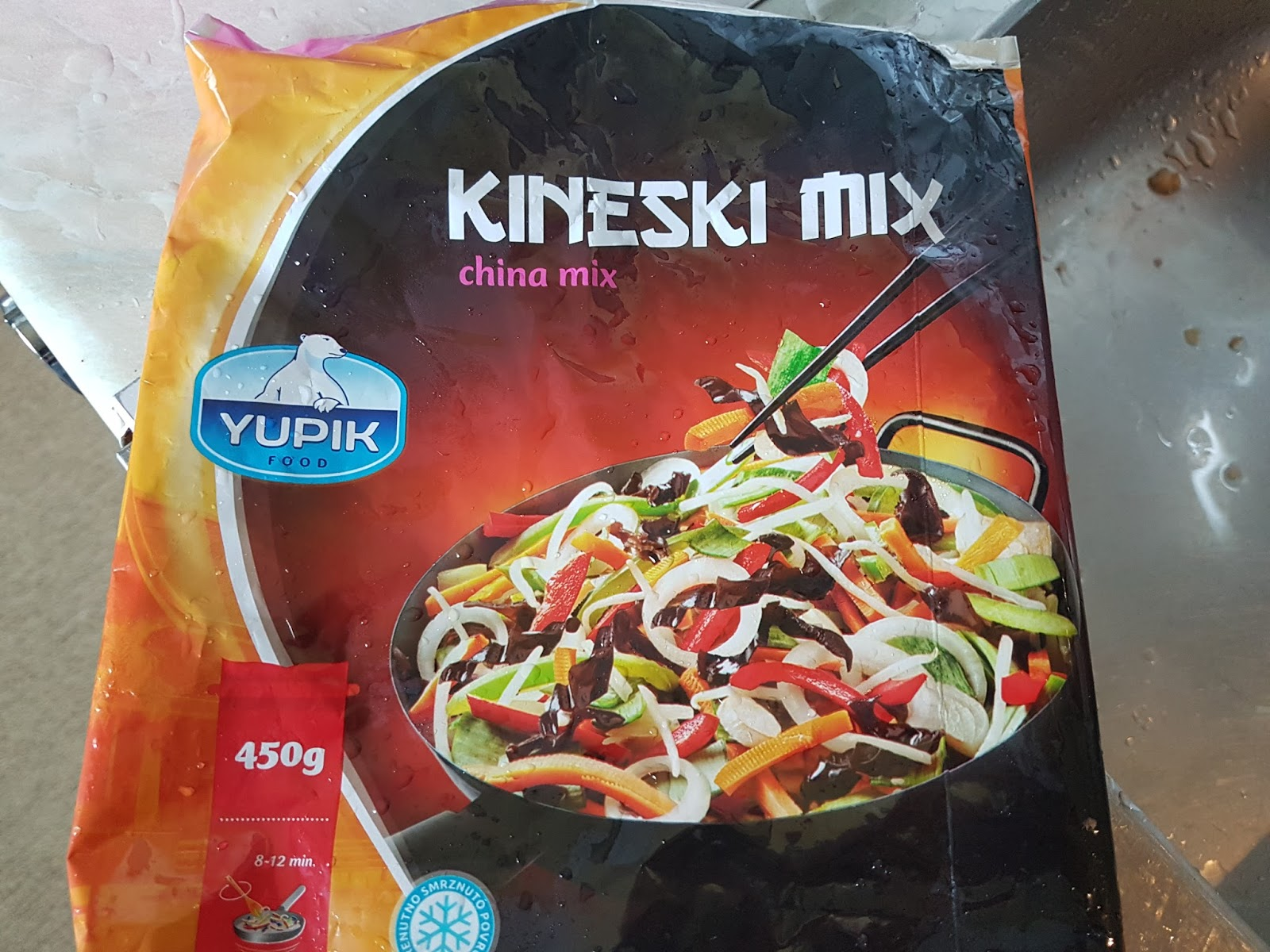 Kineski mix, YUPIK