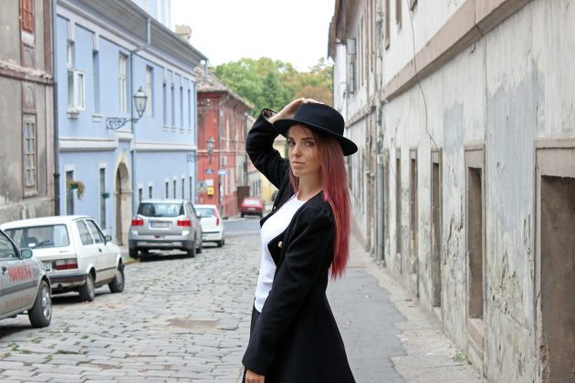 Loreal Colorista, Pink kosa