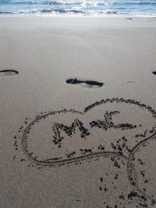 Milica i Cile, Velika plaža, Ulcinj