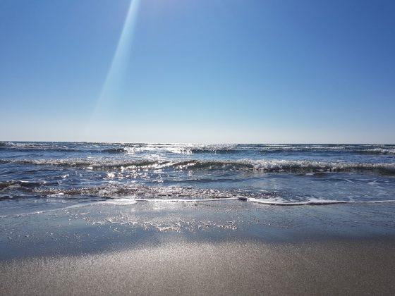 More i talasi, Ulcinj, Velika plaža