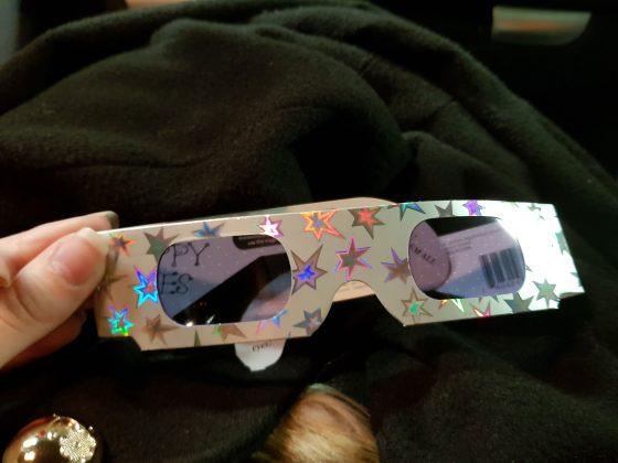 Naočare sa zvezdicama