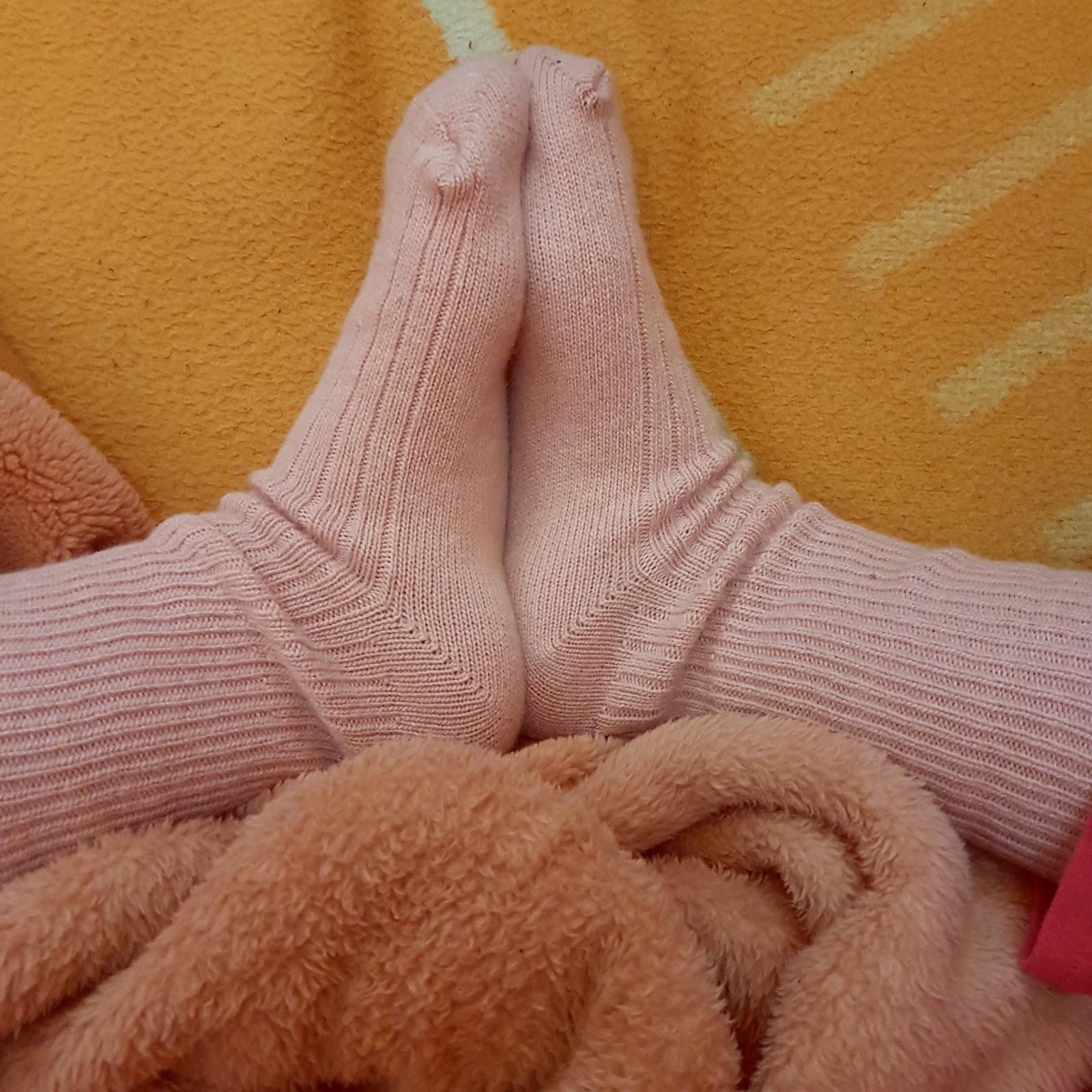Omiljene vunene čarape