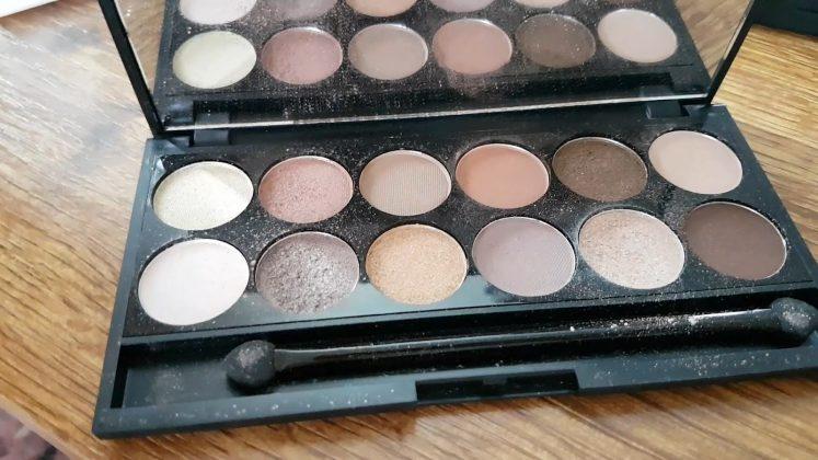 Sleek Makeup Eyeshadow pallete