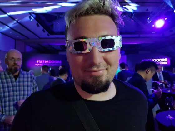 Testiramo naočare sa zvezdicama