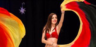 U svetu orijentalnog plesa, Milica Peric
