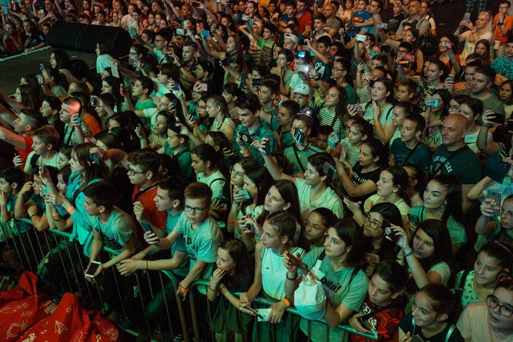 BTF Banja Luka, Publika na glavnoj bini