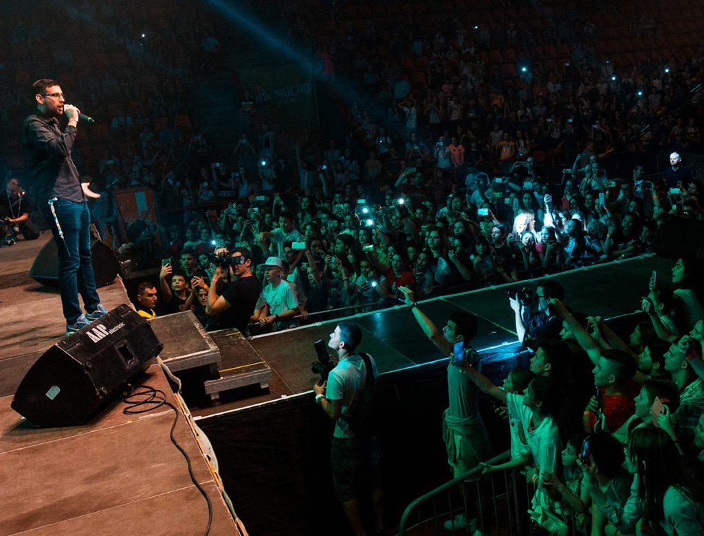 BTF Banja Luka; Supreme Nexus pozdravlja publiku