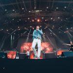 Isac Elliot Live; Ruis Rock Mainstage