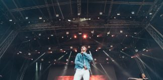 Isac Elliot Live; Ruis Rock Mainstage