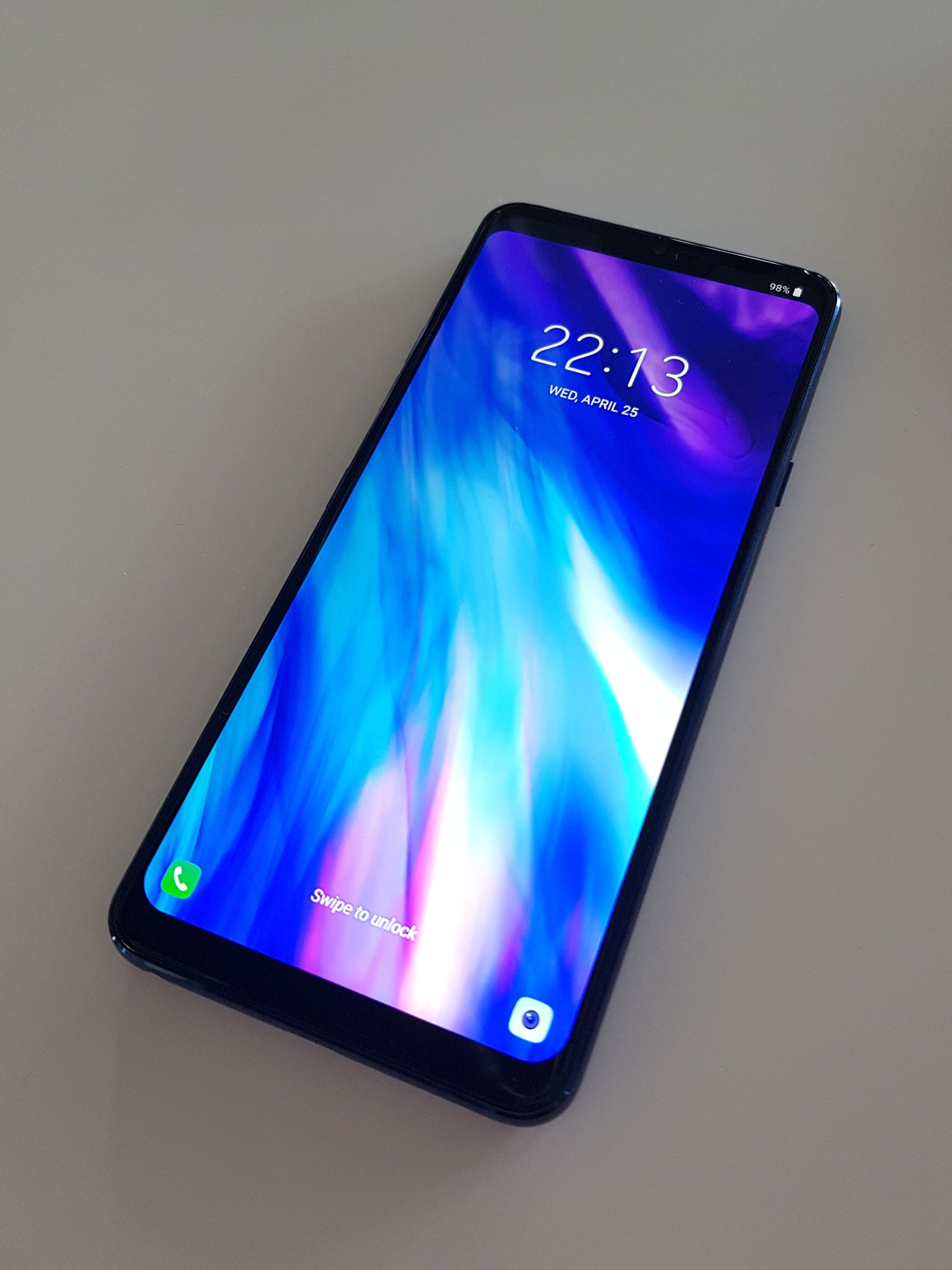 LG G7 Thinq display; Foto: kovalska.rs