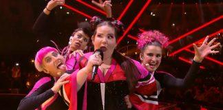 "Netta - ""Toy"" - Izrael, Evrovizija 2018; Foto youtube.com"