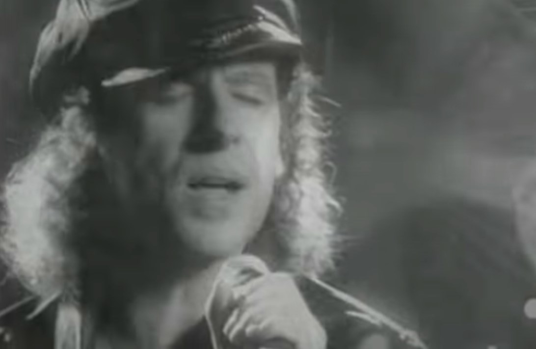 Scorpions - Wind of change; Foto: screenshot youtube.com