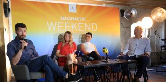 11. Weekend Media Festival u Rovinju; Foto: PR