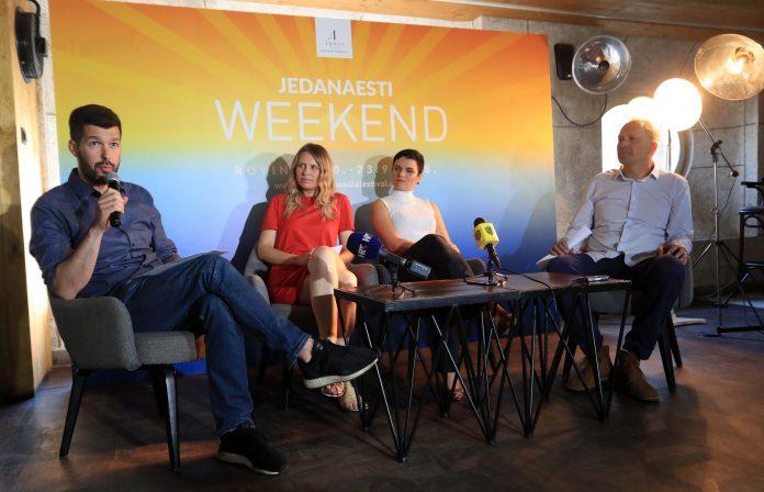 11. Weekend Media Festival u Rovinju; Foto: PR