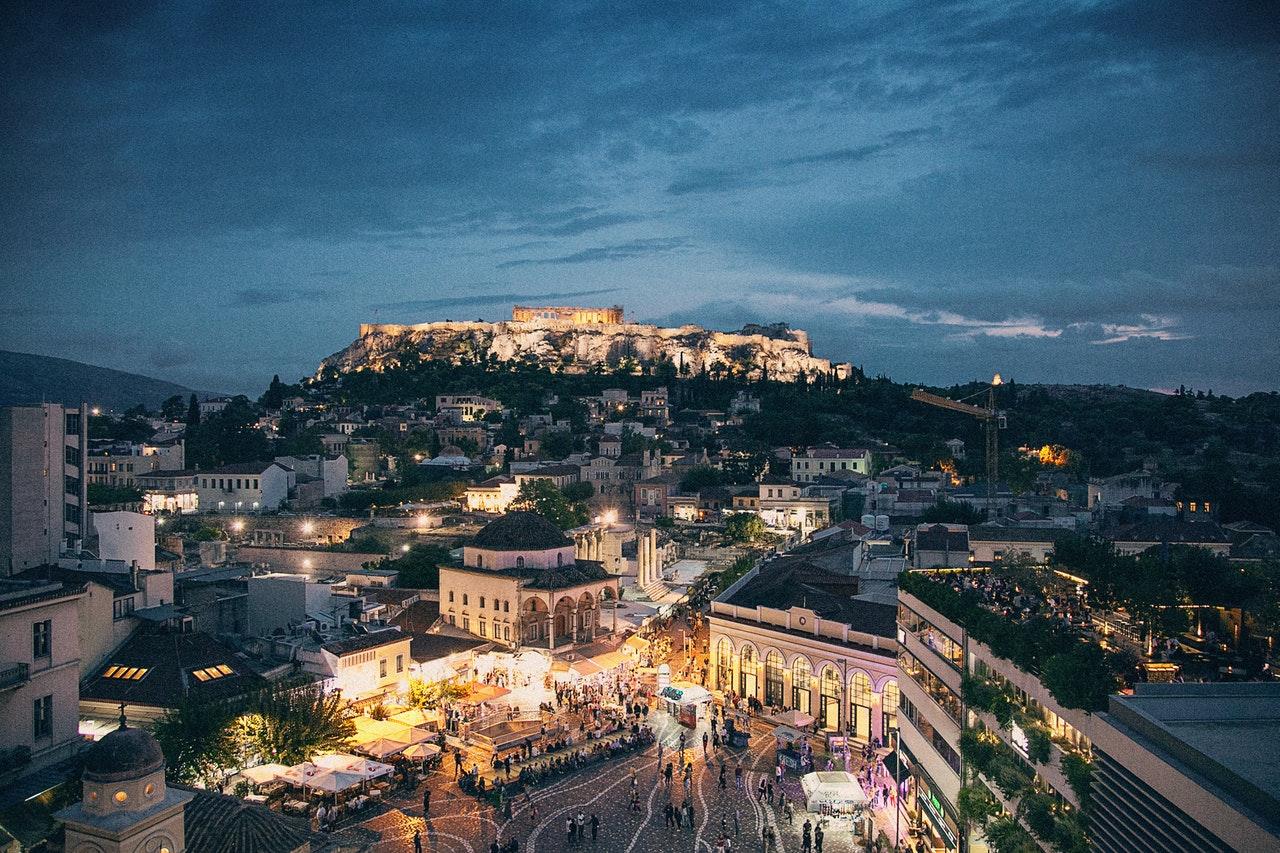Atina, Grčka; Foto: Jimmy Teoh pexels.com