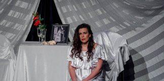 Dušica Novaković; Najbolji mladi glumac - Festival Monodrame; Foto: promo