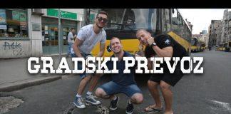 Gradski prevoz - Najbolji ortaci; Youtube Trending; Foto: youtube.com