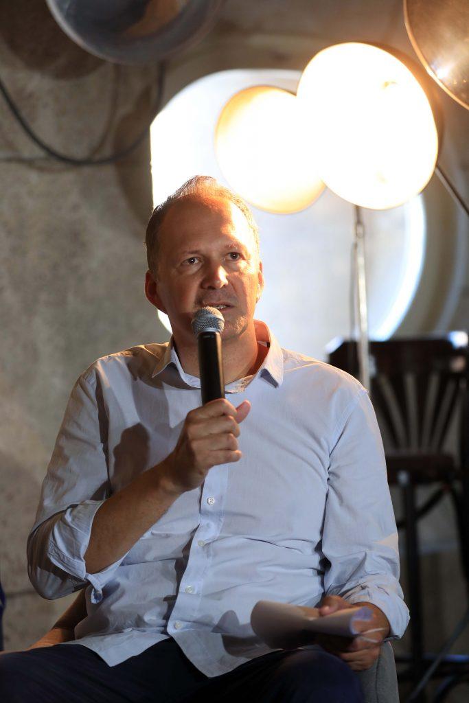 Tomo Ricov; Direktor Weekend Media Festival, Rovinj; Foto: PR