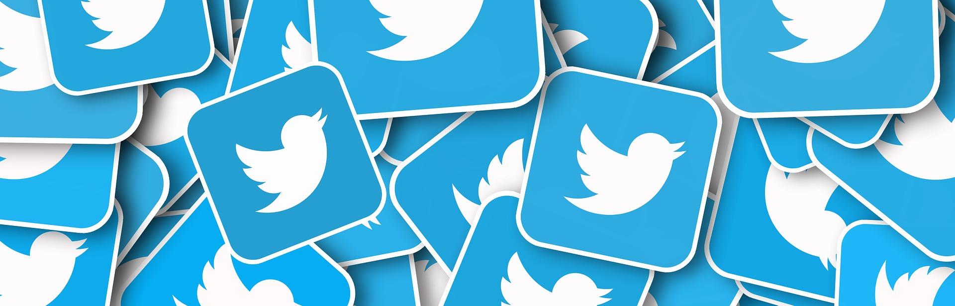 Twitter logo - ptičica; Foto: geralt pixabay.com