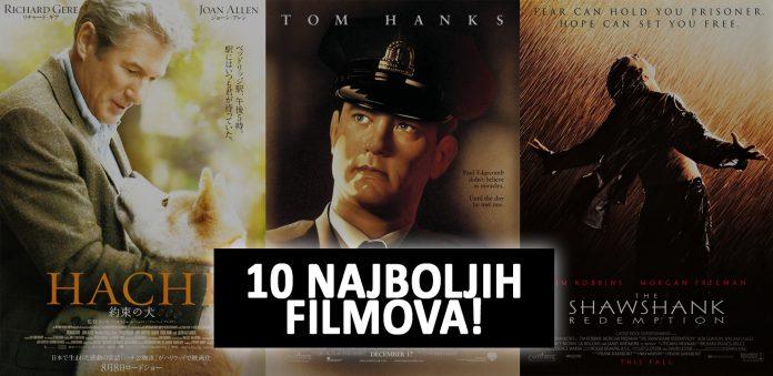 10 NAJBOLJIH FILMOVA; kovalska.rs
