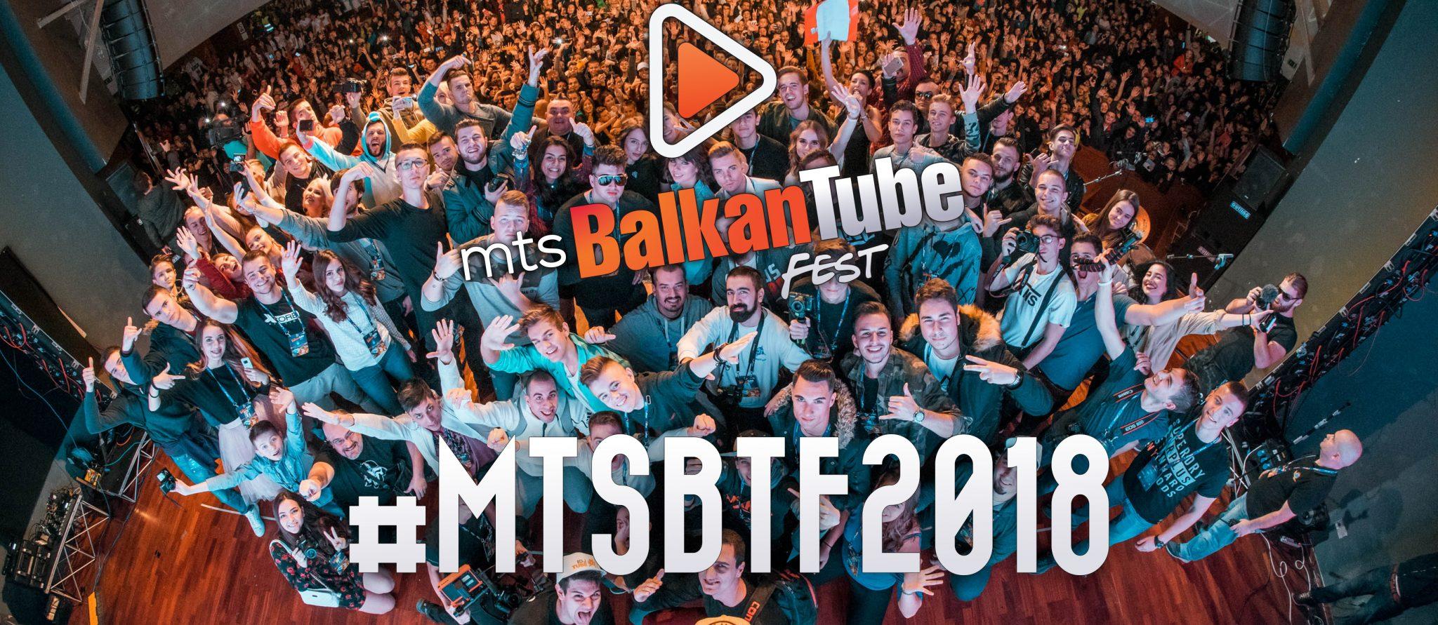 Balkan Tube Fest 20. i 30. septembar Kombank Dvorana, Beograd