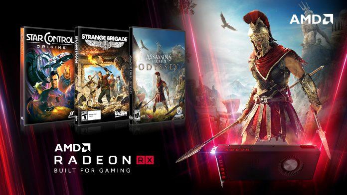 Besplatne igre uz Radeon RX kartice; Foto: promo