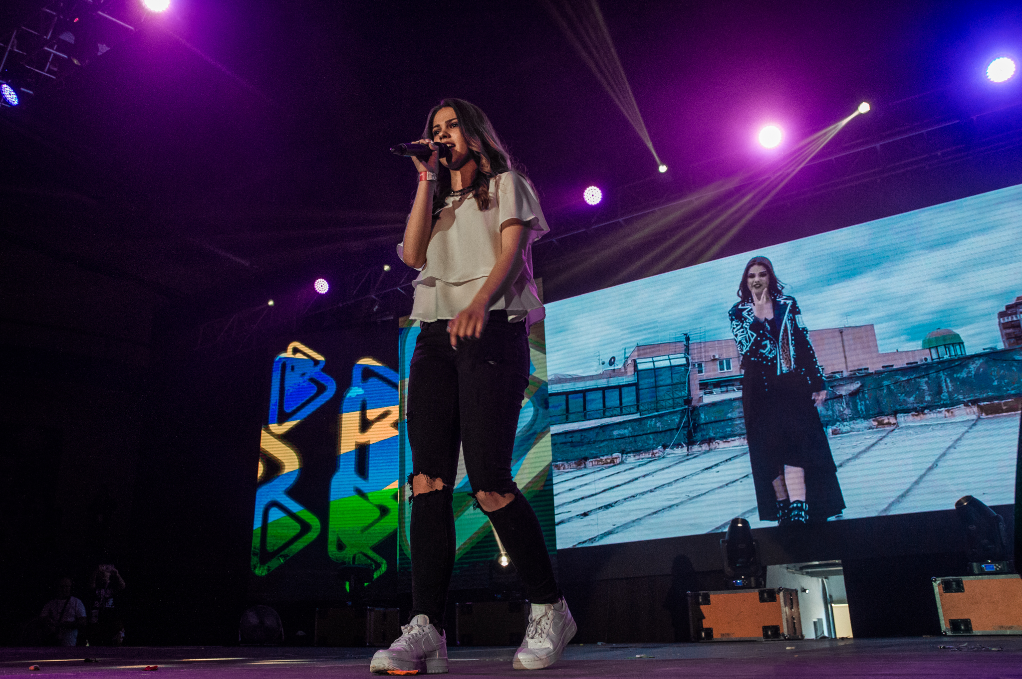 Jutjuberka Ana Lazarević AN NA na Balkan Tube Fest-u u Banja Luci