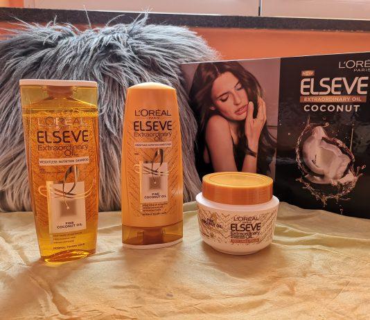 L'Oreal Paris - Elseve Extraordinary Coconut Oil - Intenzivna nega za kosu; Foto: kovalska.rs