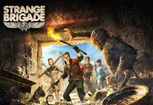 Strange Brigade je stigao; Foto: PROMO