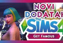 GET FAMOUS - Novi Sims 4 dodatak