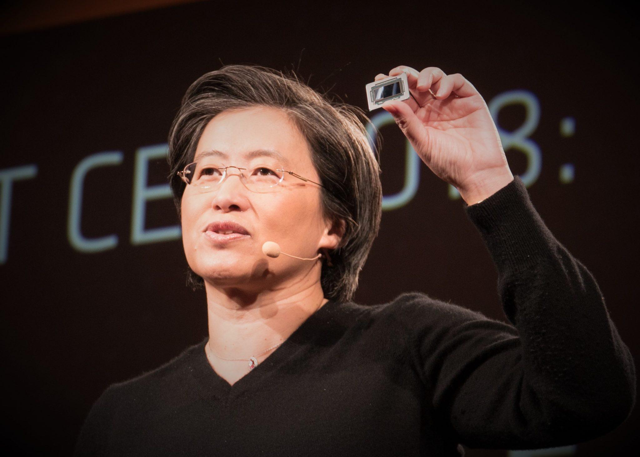Lisa Vega GPU Mobile; Foto PR
