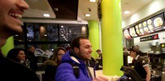 Najbolji Ortaci repovali porudžbinu u McDonaldsu; Foto screenshot youtube.com