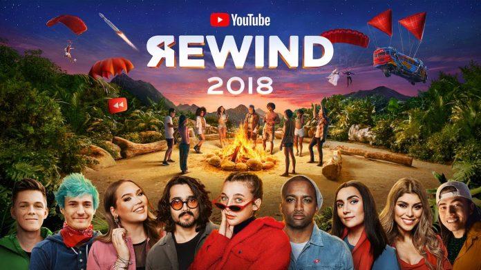 Video sa najviše dislajkova na YouTube - YouTube Rewind 2018; Foto youtube.com