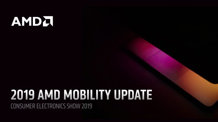 CES 2019 - AMD lansirao nova procesorska rešenja za laptopove i Chromebookove; Foto PR