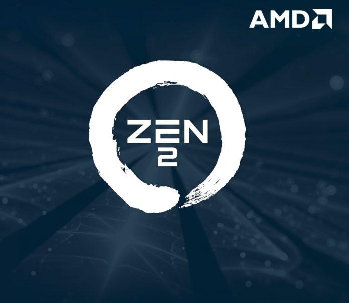 Predstavljen novi procesor na CES 2019 - AMD Zen 2; Foto PR
