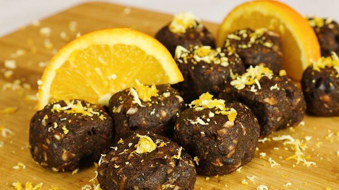 Recept za sirove čokoladne JAFFA kocke; Foto Branimir Stamenić kovalska.rs