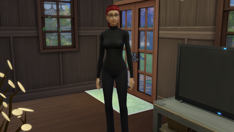 Tajni taaajni agent - The Sims 4; Foto thesimscraper.wordpress.com