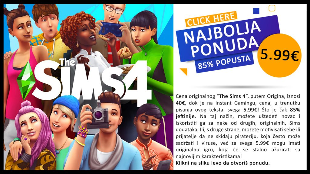 The Sims 4 Instant Gaming