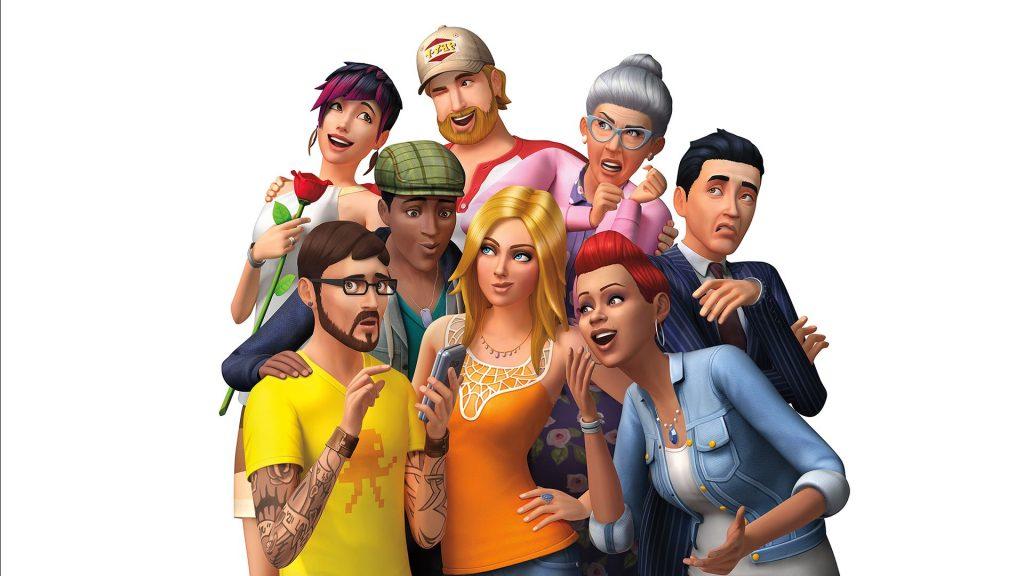 The Sims 4 - Zvanični likovi; Foto ea.com