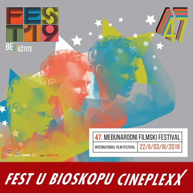 47. FEST u bioskopima Cineplexx; Foto PR
