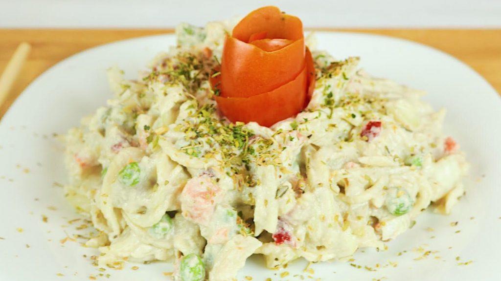 (slika3) Špagete sa povrćem u super kremastom siru Foto: Branimir Stamenić
