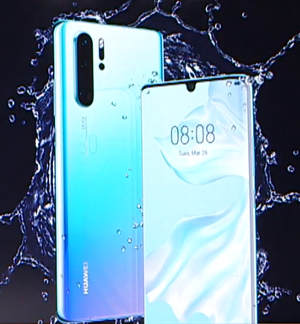 Huawei P30 Pro je vodootporan - Foto screenshot youtube - Huawei Mobile
