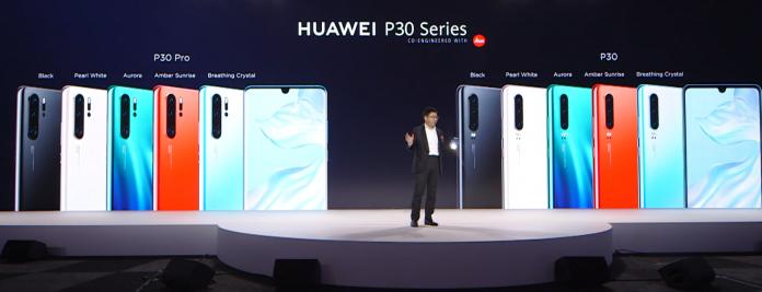 Predstavljena Huawei P30 serija telefona; Foto youtube screenshot - Huawei Mobile