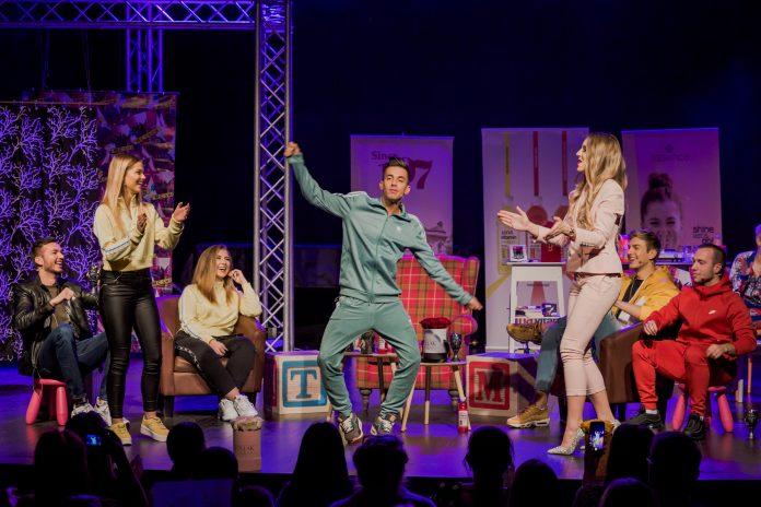 Regionalna predstava MC Show, premijera u Zagrebu; Foto PR