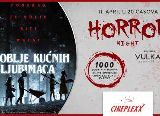 Horor veče u bioskopima Cineplexx - Groblje kućnih ljubimaca; Foto PR