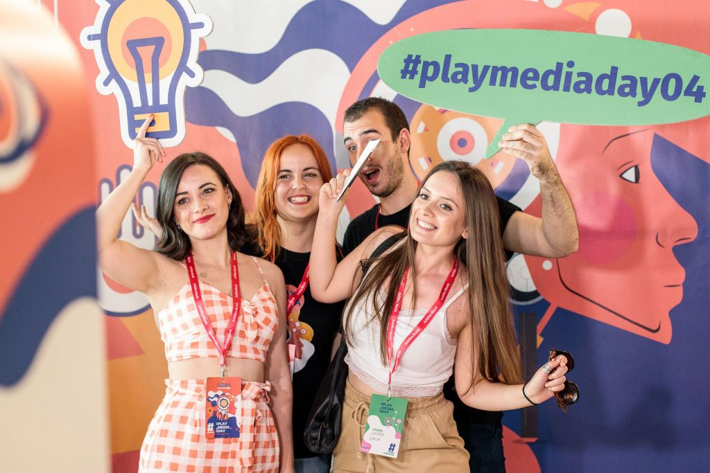 Play Media Day 04 - Foto PR